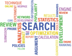 Search, optimization, statistics, keyword, engine, ranking, review, development