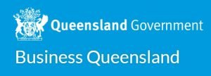 Qld Gov Business Grant logo